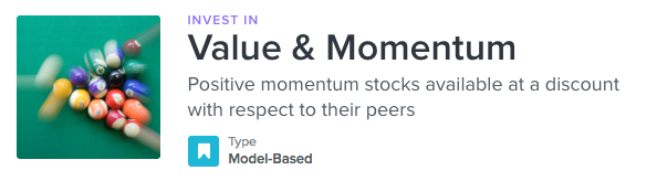 value-momentum